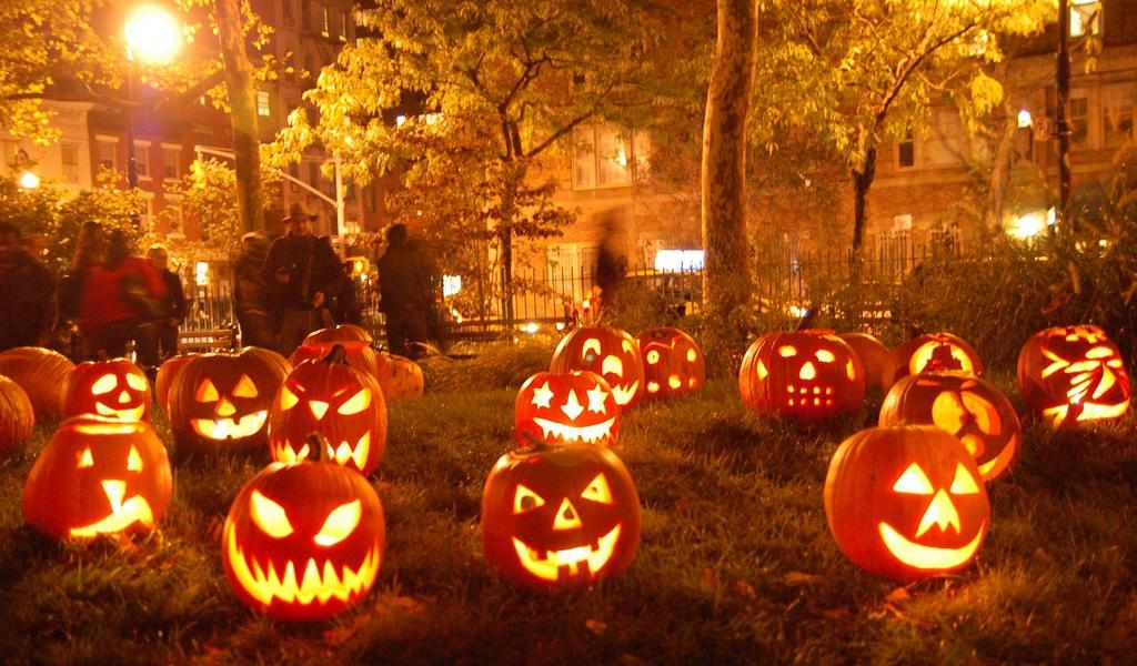 تاریخچه هالووین