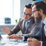 آموزش مکالمه تجاری در شرکت