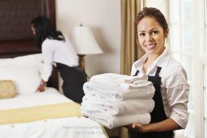 آموزش خدمات هتل به انگلیسی