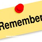 آموزش اشتباهات رایج remember در انگلیسی