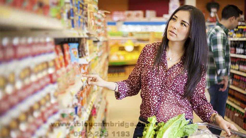 آموزش مکالمه خرید در سوپر مارکت