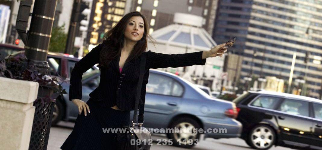 مکالمه انگلیسی در تاکسی در سفر