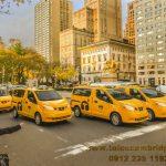 آموزش انگلیسی در سفر تاکسی