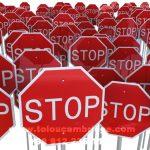 آموزش اشتباهات رایج stop در انگلیسی common mistakes