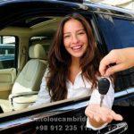 آموزش اجاره اتومبیل در زبان فرانسه car renting french conversation