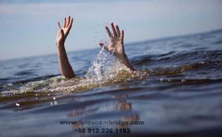 آموزش غرق شدن به انگلیسی drown meaning