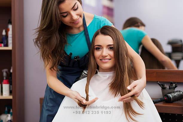 آموزش مکالمه در آرایشگاه به فرانسوی french conversation hairstylist client