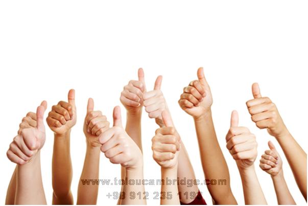 آموزش آفرین و تشویق به انگلیسی good job