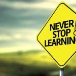 فعل بیاموز به زیان انگلیسی learn