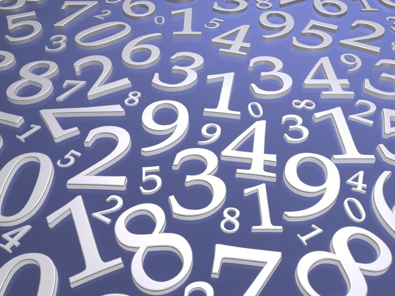 آموزش اعداد اصلی در زبان انگلیسی numbers in English