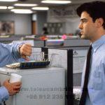آموزش جملات مربوط به دفتر کار در انگلیسی office boss employee