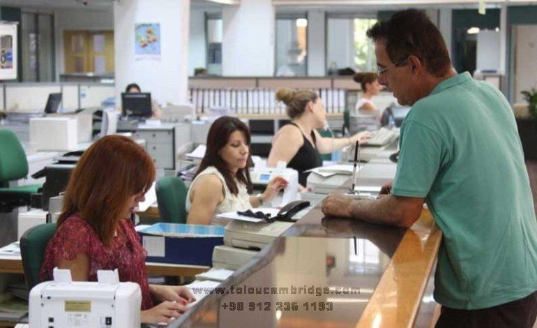 آموزش تبدیل ارز در بانک به انگلیسی open bank account