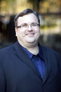 لینکدین چیست؟ Reid Hoffman