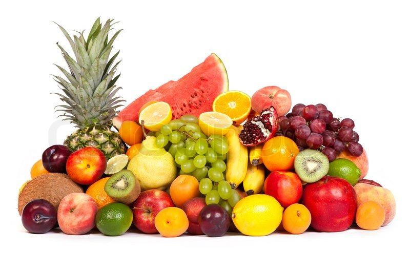 آموزش میوهها در انگلیسی fruits in English