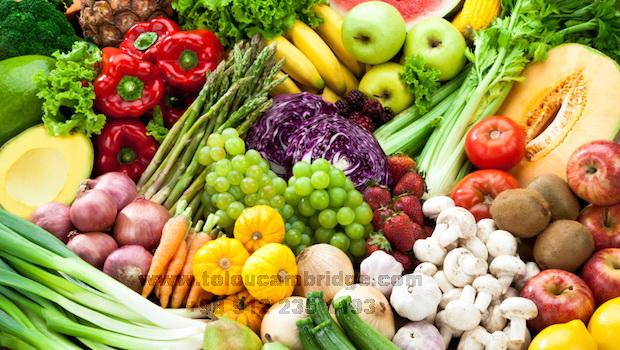 آموزش میوهها و سبزیجات به زبان فرانسه fruits and vegetables