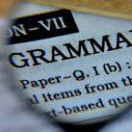 چرایی اهمیت گرامر در زبان انگلیسی