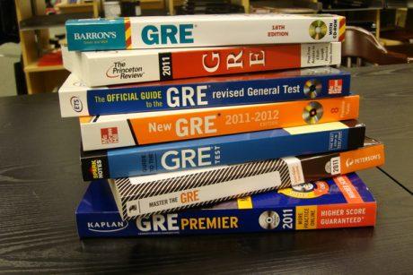 معرفی منابع آزمون GRE test