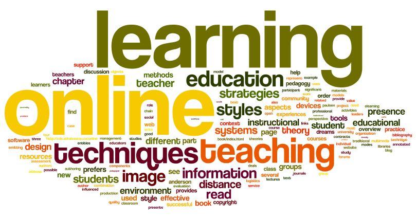 آموزش آموزش آنلاین زبان انگلیسی online teaching