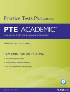 تست پلاس منابع آزمون pte