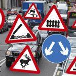 اصطلاح street signs در زبان انگلیسی