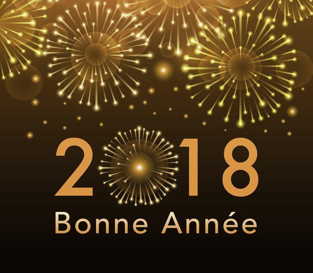 آموزش سال نو مبارک به زبان فرانسه