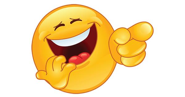 اصطلاح خنده دار و سرگرم کننده به زبان انگلیسی