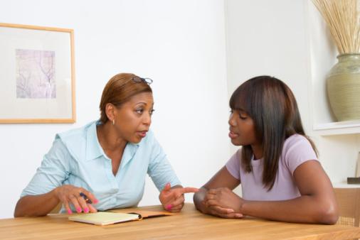 آموزش مکالمه انگلیسی معلم ریاضی و مادر
