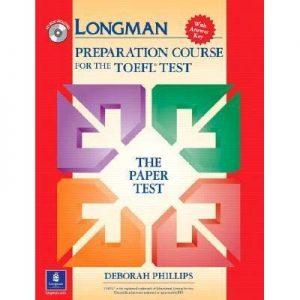 معرفی کتاب TOEFL Longman