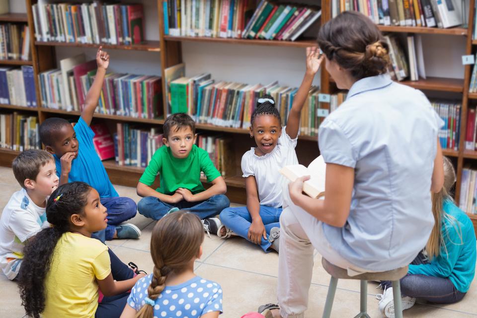 محتوای آموزش زبان فرانسه برای کودکان