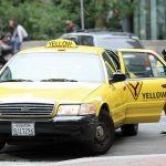 تاکسی به زبان انگلیسی