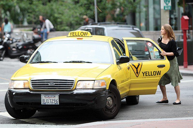 آموزش تاکسی به زبان انگلیسی