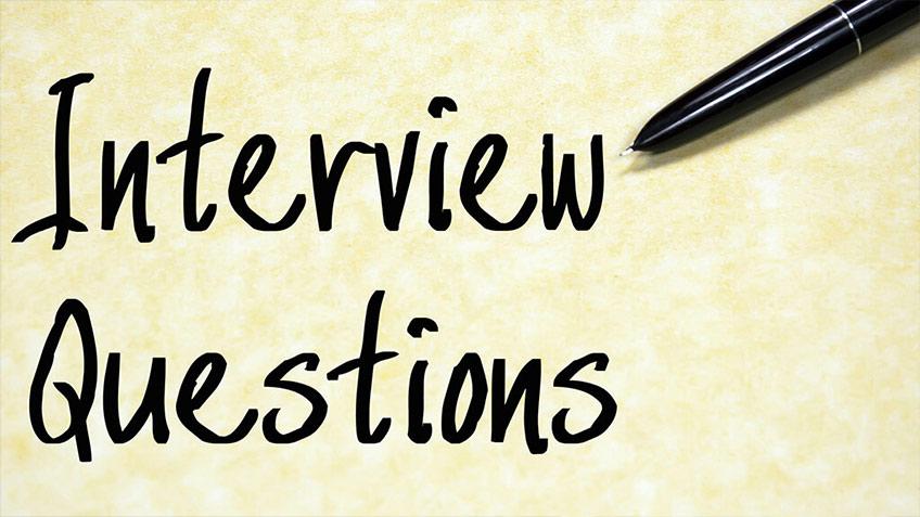 آموزش مصاحبه شغلی درباره کنفرانسهای تجاری به انگلیسی