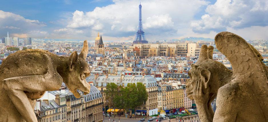 برگزاری کلاس مکالمه فرانسه در سفر