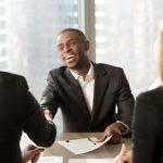 آموزش جملات انگلیسی در مصاحبه شغلی و تجاری