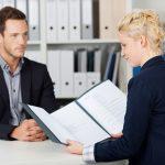 مصاحبه شغلی درباره تجارت به زبان انگلیسی