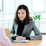تدریس مصاحبه شغلی درباره جلسات به زبان انگلیسی