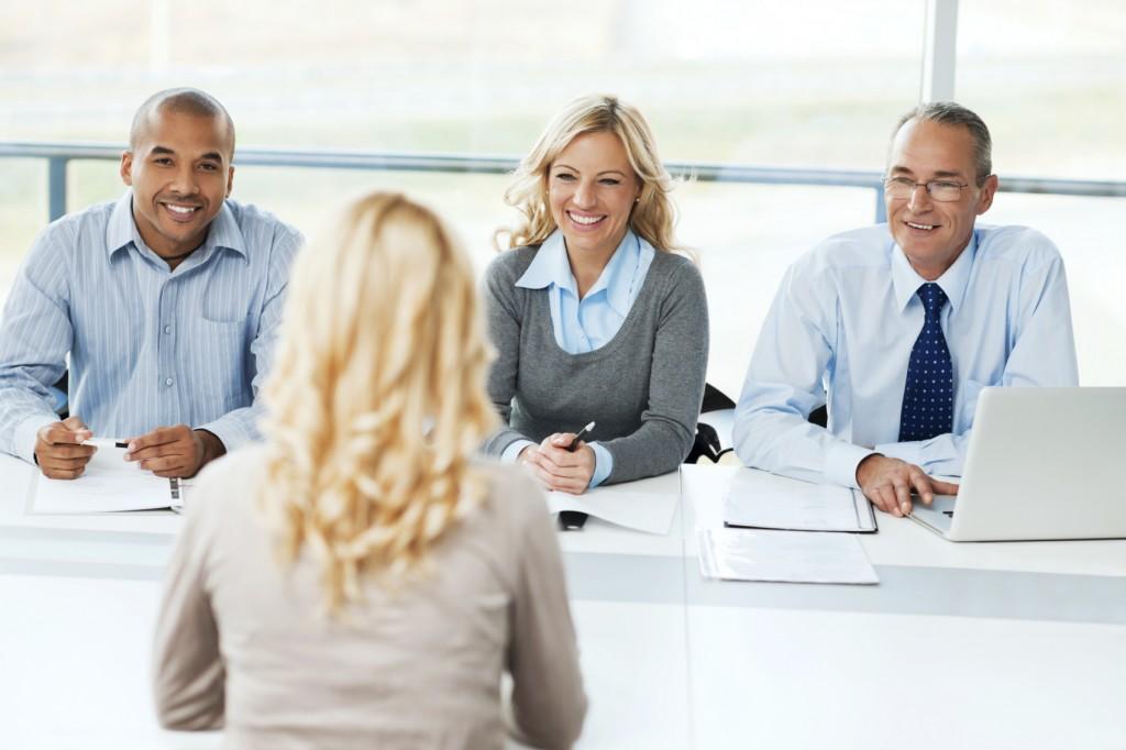 تدریس مصاحبه شغلی درباره رهبران به زبان انگلیسی