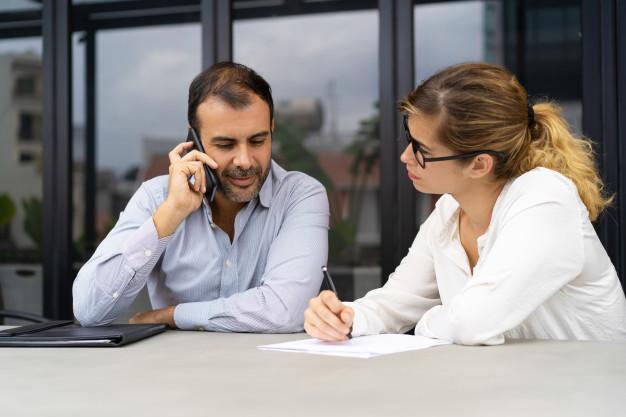 آموزش هماهنگی جلسه تجاری به زبان انگلیسی