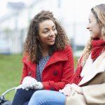 مکالمه غیر رسمی بین دو دوست به زبان فرانسه