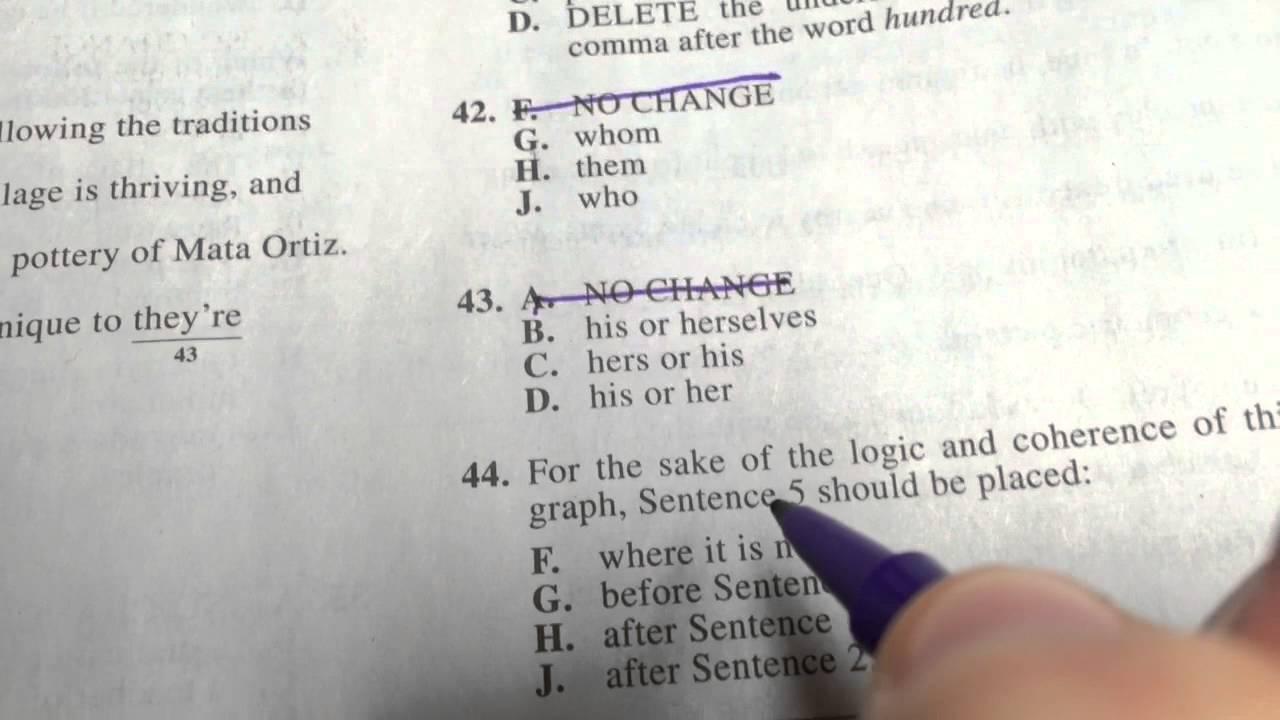 آموزش فرایند حذف در امتحان تافل