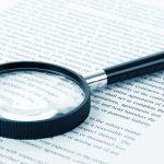 پیدا کردن شاهد یا Evidence در متن انگلیسی