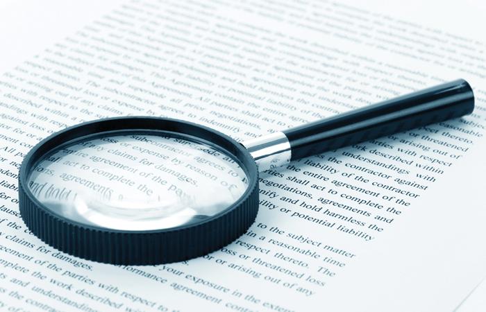 آموزش پیدا کردن شاهد یا Evidence در متن انگلیسی