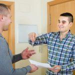 مکالمه اجاره کردن آپارتمان در زبان فرانسه