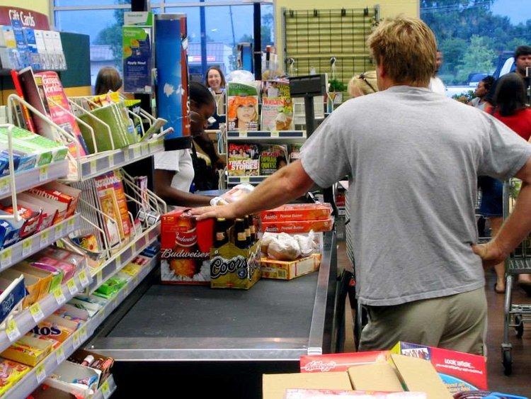 آموزش خرید در فروشگاه به زبان انگلیسی