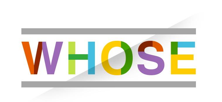 آموزش نکاتی درباره Whose و Who's